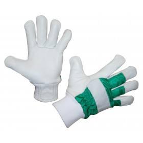 Winterhandschuh Rindsvollleder Wood Gr. 9 - 12 - Handschuh Keron