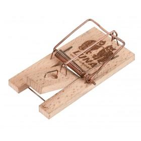 Mausefalle Luna, Holz, 2 Stück