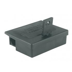 Köderstation Köderbox Kunststoff 12,5 x 9,5 x 4,5 cm Peti für Mauseköder