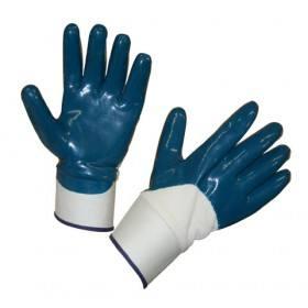 Nitril Handschuh Blunit, Größe 10