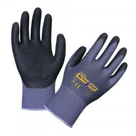 Keron Works Activ Grip Advance Qualitäts Handschuh, Größen 7 - 11