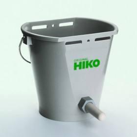 HIKO Kälbertränkeeimer Kälbereimer TK-9 komplett für Kälber