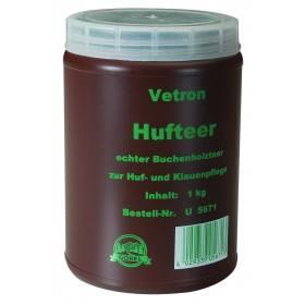 Dickflüssiger & hochwertiger Buchenholzteer 1 kg Hufpflege Wildverbiss
