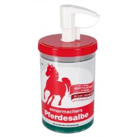 Pferdesalbe Eimermacher 1000 ml Dose mit Spender
