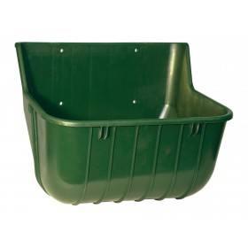 Pferdefuttertrog ohne Schutzkante - 15 Liter