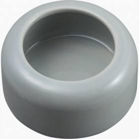 Tontrog 180 ml - Futternapf / Wasernapf für Kaninchen etc aus Ton