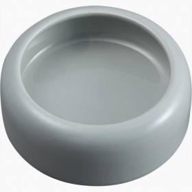 Tontrog 750 ml - Futternapf / Wassernapf für Kaninchen Katzen Hunde Hasen - glasierter Trog aus Ton