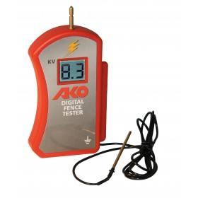 Digital Voltmeter AKO zur Messung der Zaunspannung