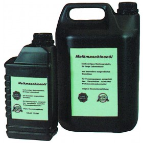 Melkmaschinenöl 1 Liter - Hochwertiges Markenprodukt
