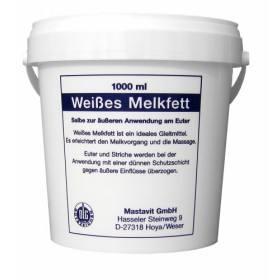Melkfett Mastavit - 1000 ml schützt Hand, Euter und Zitzen