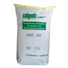 Calgonit Perfecto AP 25 kg für Milchanlagen Melkmaschinen Reinigung alkalisch