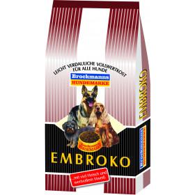 Embroko Hundefutter von Brockmanns 15 kg