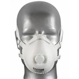 Feinstaub-Faltmaske P3 Tector® mit Ventil - 5 Stück / Pack