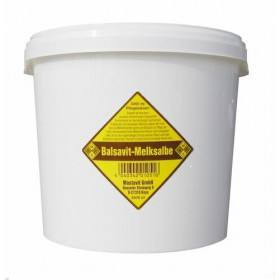 Balsavit Melksalbe, 5000 ml - Zur Pflege und zum Schutz der Haut