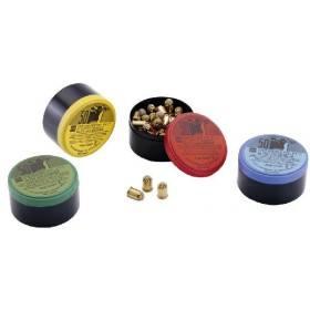 Patronen Kaliber 9 x 17 rot - 50 Stück / Pack - Viehbetäubungspatronen - Kartuschen