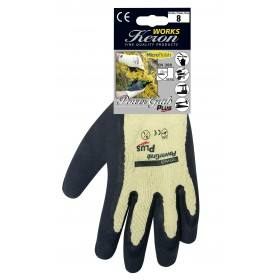 Keron Works Qualitäts Handschuh Power Grab Plus, Gr. 7 - 11
