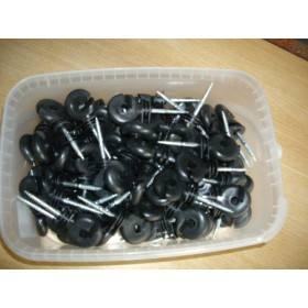Ringisolator von Eider Typ Standard, rund - 100 Stück / Eimer
