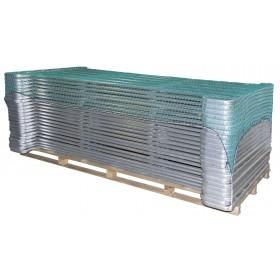 Ladungssicherungsnetz 4,0 m x 2,5 m, 45 mm Maschen, 3,0 mm Stärke