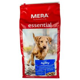 Hundefutter Meradog Agility - 12,5 kg - Alleinfuttermittel für sportliche Hunde von Mera
