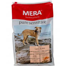 Meradog Pure - Lachs & Reis - 4 kg - Mera Hundefutter für sensible Hunde