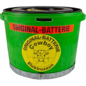 Weidezaun Batterie Cowboy 10,5 Volt Original
