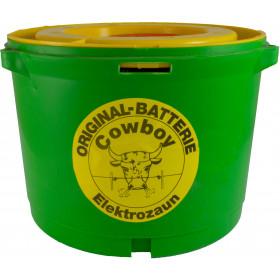 Weidezaunbatterie Cowboy 10,5 Volt Standard passend für Eider B5 Bullenschreck