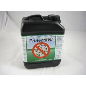 Insektenblocker - Protecta Vit 2500 ml Kanister - natürlicher Schutz für Tiere vor Insekten, wie z. B. Mücken, Fliegen und Bremsen
