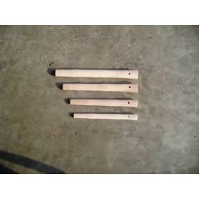 Hammerstiel 26 cm aus Esche