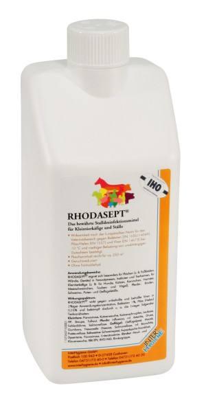 RHODASEPT Stalldesinfektion