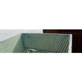 Ladungssicherungsnetz 3,5 m x 5 m NEU