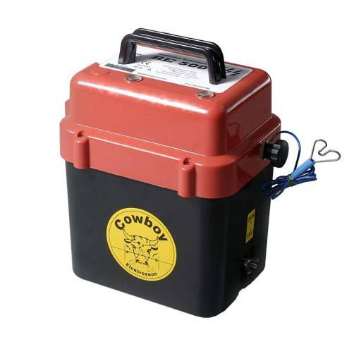 Fence battery device BE 500