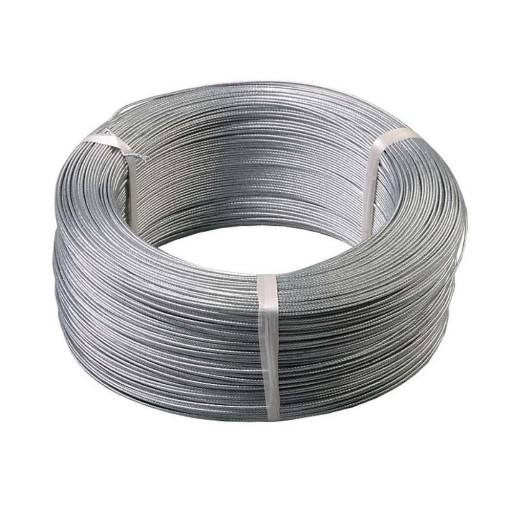 Bundled wire braid 500 m x 1.5 mm, strands