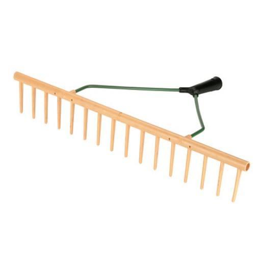 Plastic rakes, 64 cm wide