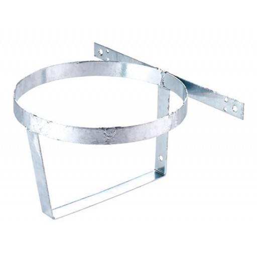 Bucket mount bolt-on