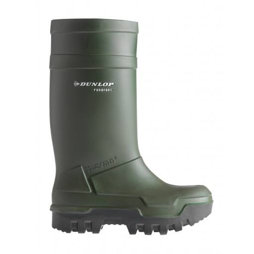 Safety boots Dunlop Purofort Thermo plus S5 - side view