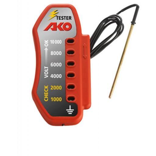Fence Tester up to 10000 V AKO