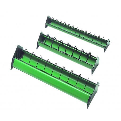 Hen trough 100 cm Green