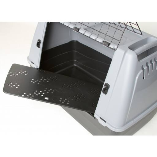 Dogs transport box made of plastic by PetSafe - A-TB-KS