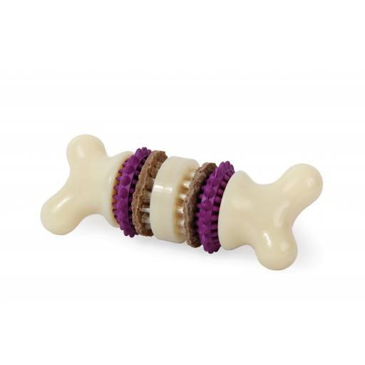 Busy buddy bristle bone® medium
