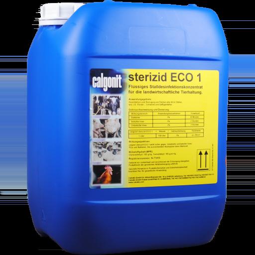 calgonit sterizid ECO 1 - 10 kg Flächendesinfektion