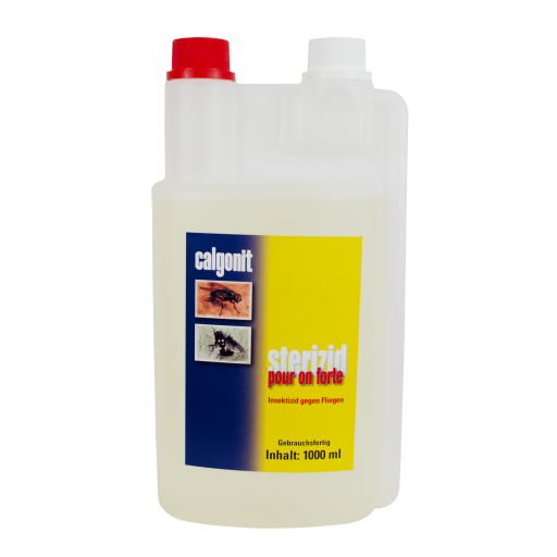 Calgonit Sterizid Pour on forte, 1000 ml Flasche