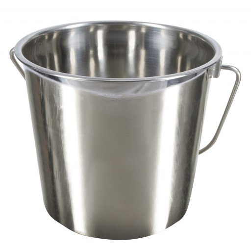 Stainless steel bucket 5.7 Litre