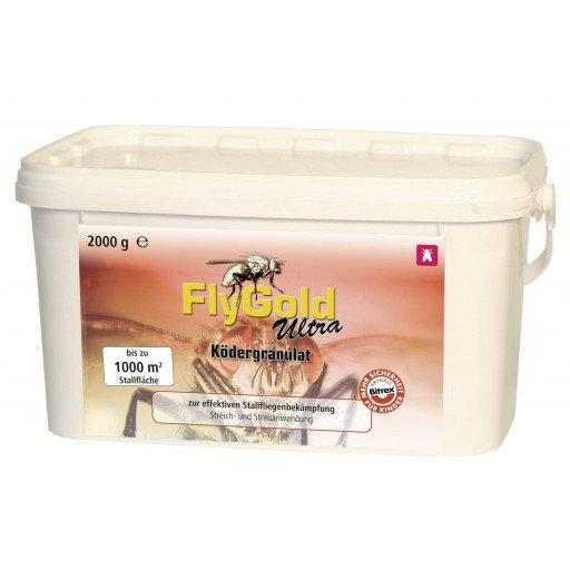 Poison for flies, bait granules FlyGold Ultra, 2000 g