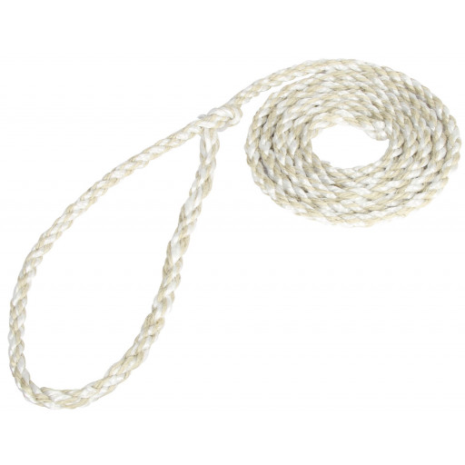 Halter rope poly 3.00 m, large loop