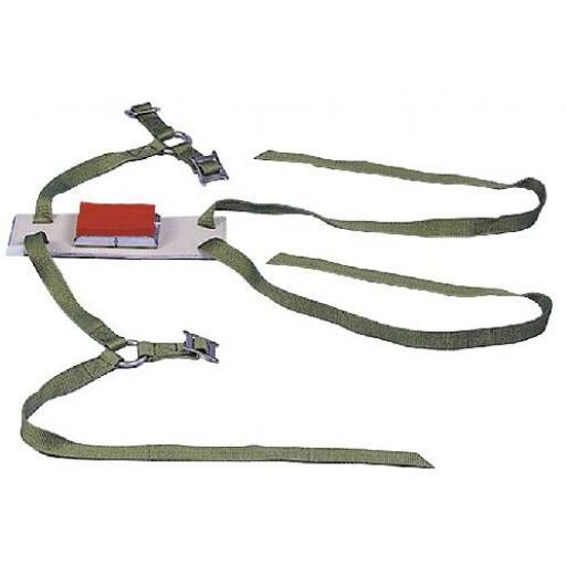 Buck jump harness nylon