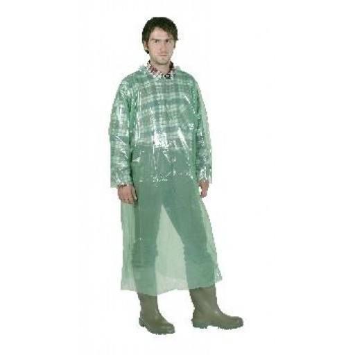 Disposable suit, Green - 20 PCs / Pack