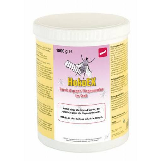 Poison for flies larvicide HokoEX 1000 g