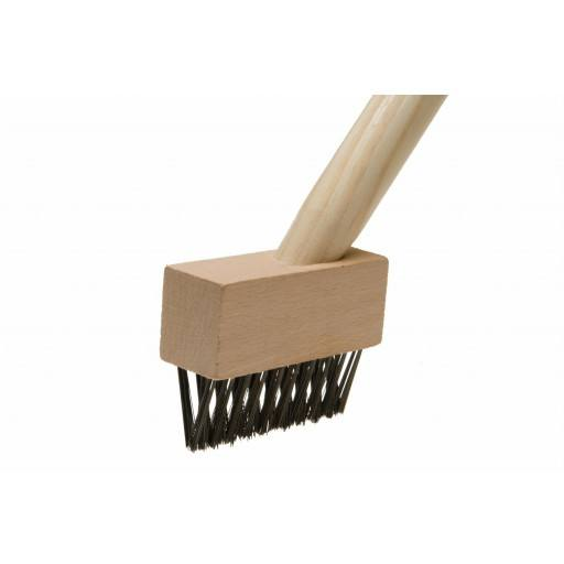 Crevice brush with device handle 140 cm