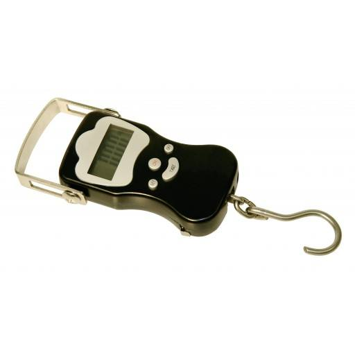 Hanging scale with digital display up to 50 kg