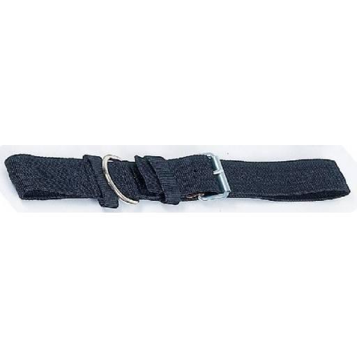 Neck strap, 5 cm wide, sturdy nylon strap